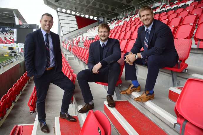 Ulster Rugby25