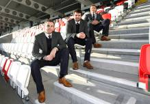 Robinson's Shoes, Official Footwear Supplier for Ulster Rugby