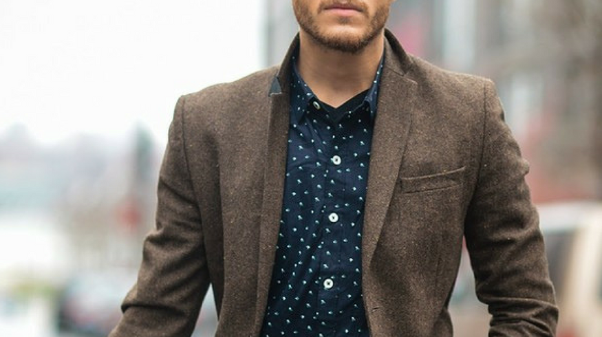 Easy layering looks for men