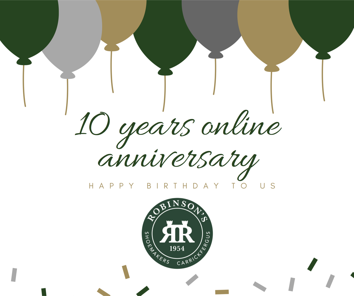 Happy 10th birthday to us!