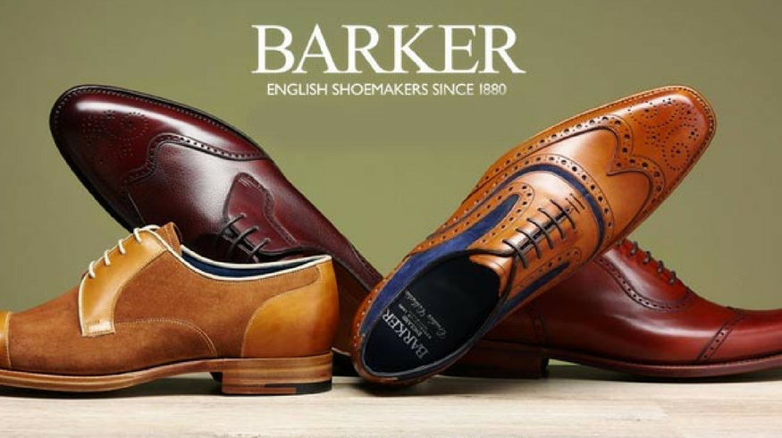 What makes Barker Shoes the best pair of shoes you'll ever own?