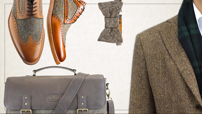The Gentleman's Guide to Tweed