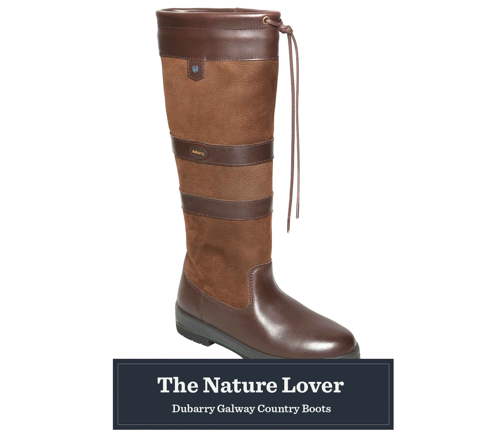Dubarry Galway Country Boots Nature lover Gift