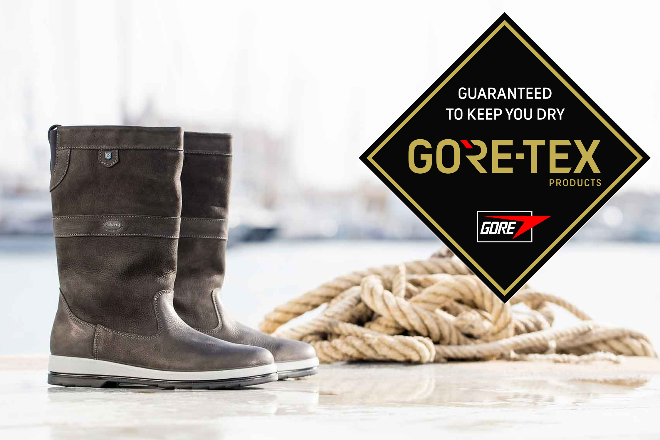 What is Gore-tex® footwear?