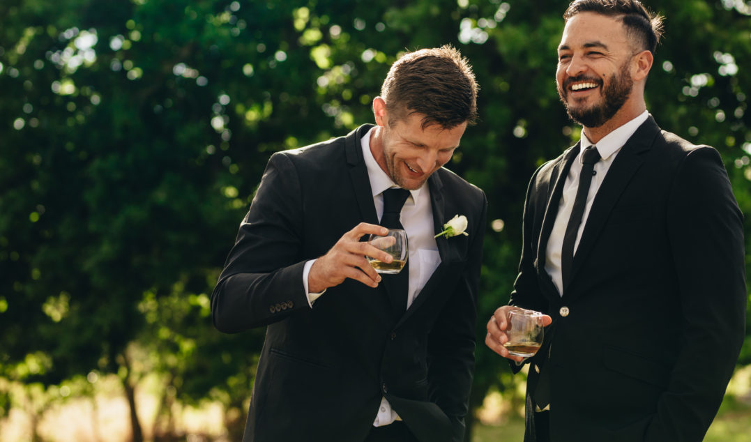 What to wear to a spring wedding 2019: Men's style guide