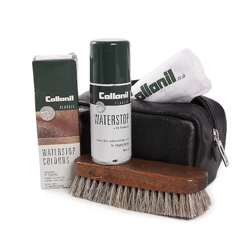 best leather shoe kit collonil