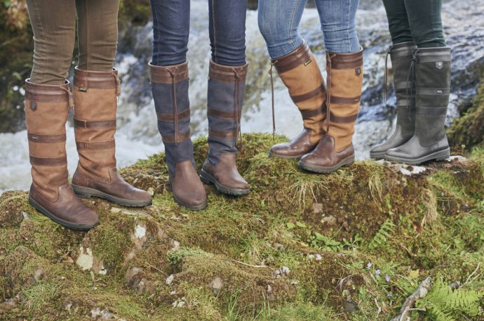 Dubarry Galway boots for her